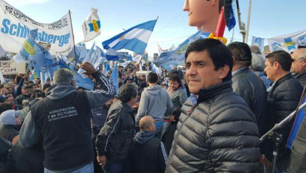 El presidente del HDC  Javier Aybar a favor de la creación de Mataderos Rurales