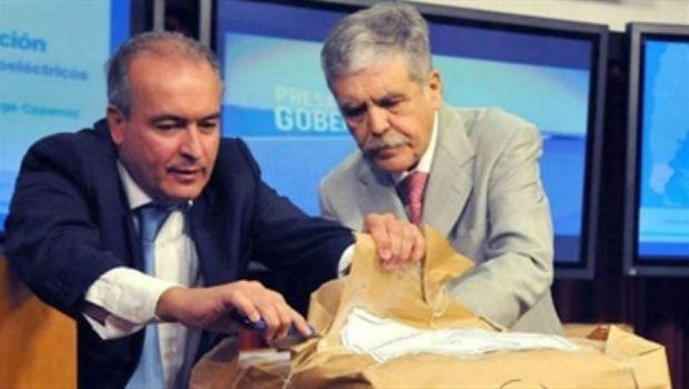 Coimas: declaran De Vido, López y empresarios