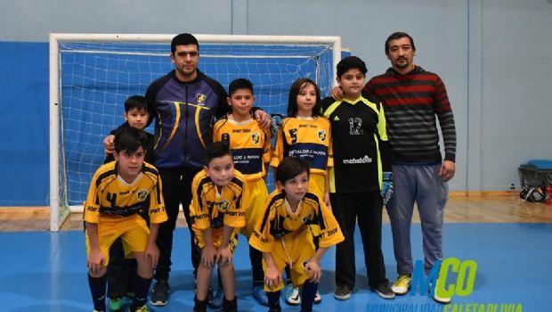 Concluye una nueva edición del Torneo Apertura Pibes