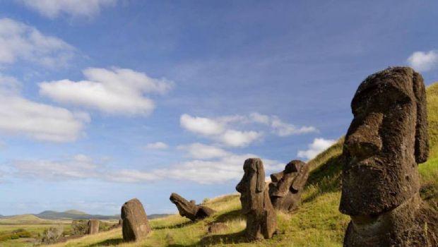 Chile quiere que el Museo Británico devuelva un moái