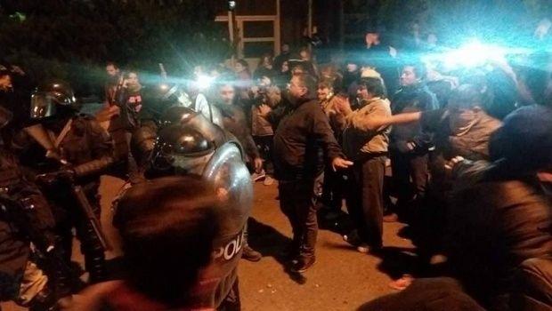 """Los sindicalistas  """"imputados"""" por  el ataque a residencia de Alicia  Kirchner"""
