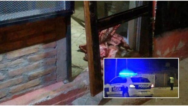 Comodoro: escapaba con cortes de carnes que había robado en una carnicería