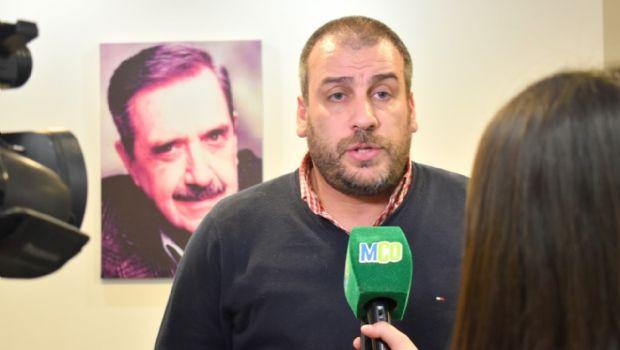 El intendente de Caleta se reunió con directivos de Termap