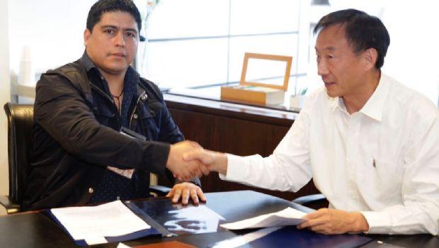 Petroleros firmó convenio con Sinopec que traerá 240 puestos laborales