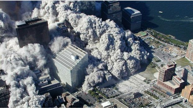 Torres Gemelas: las 20 fotos más dramáticas del atentado al World Trade Center