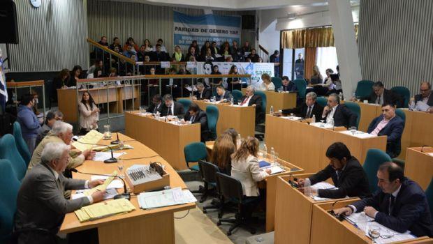 Diputados realizaron la 11° Sesión Ordinaria
