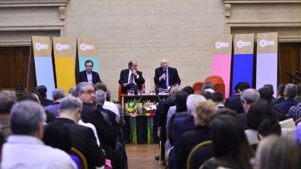 """Cámara de Comercio destacó seminario """"Pymes sin Fronteras"""" de CAME"""