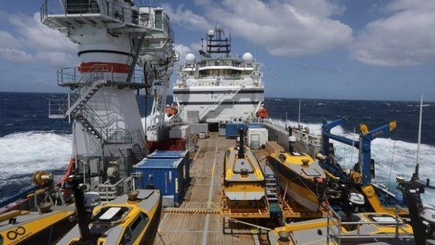 La búsqueda del ARA San Juan: confirman cinco nuevos contactos