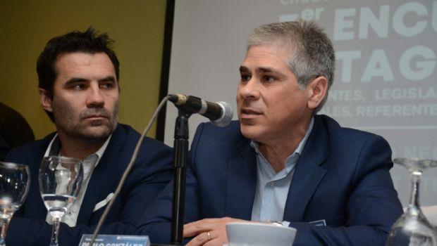 González reclamó la continuidad de las represas y reactivación de YCRT