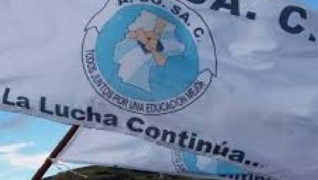 Gobierno provincial convoca a gremios docentes a paritaria