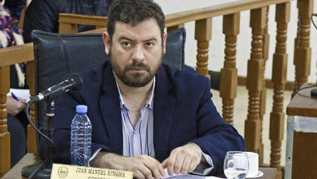 Transporte Público: Kingma expresó su desacuerdo con la prorroga  a Montecristo en las mismas condiciones