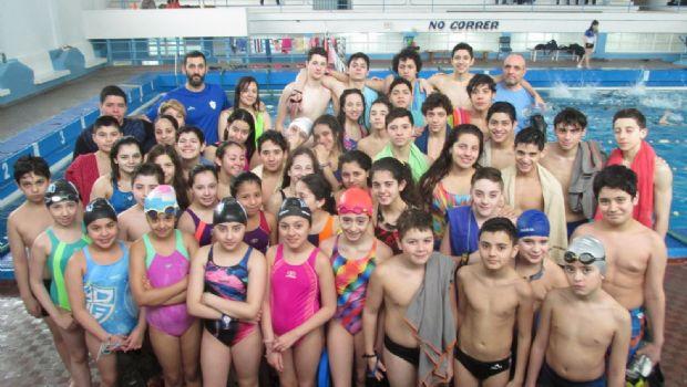 Fiesta del Agua: Empieza el XX torneo hispanista de natación