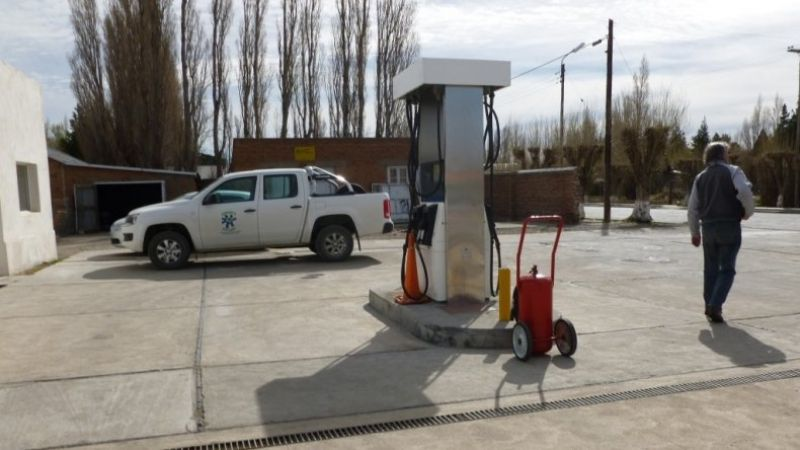 Chubut: Río Senguer está sin combustible hace dos meses
