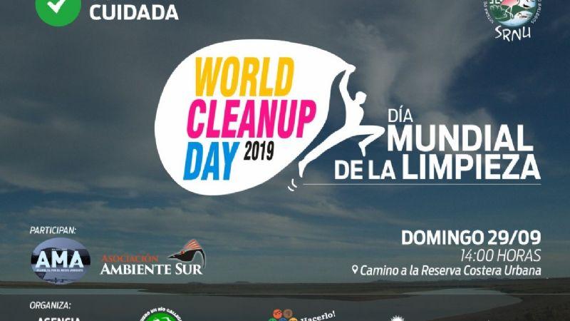 Agencia Ambiental: El 29 de septiembre se celebrará el Día Mundial de la Limpieza
