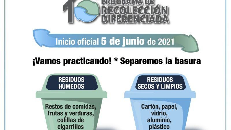 """Recolección Diferenciada en Río Gallegos: """"Tenemos un compromiso muy fuerte hacia el medioambiente"""""""
